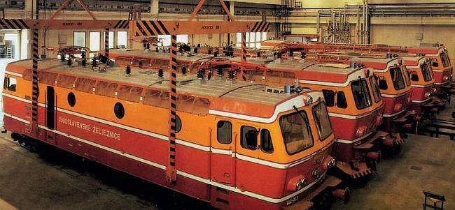Takav stroj su u svijetu su tada imali još samo Švedska, Njemačka, Francuska i Sovjetski Savez (FOTO: crioatianhistory.net)