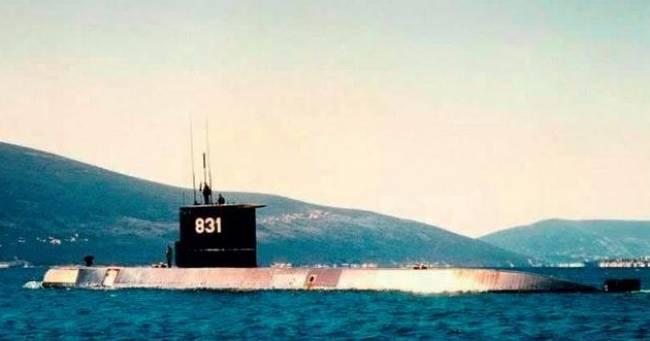 Za podmornice klase Sava Rade Končar je razvio i isporučio glavni elektromotorni pogon (FOTO: croatianhistory.com)