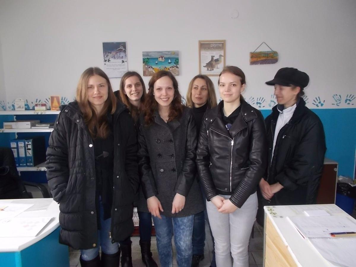 Volonteri socijalne samoposluge