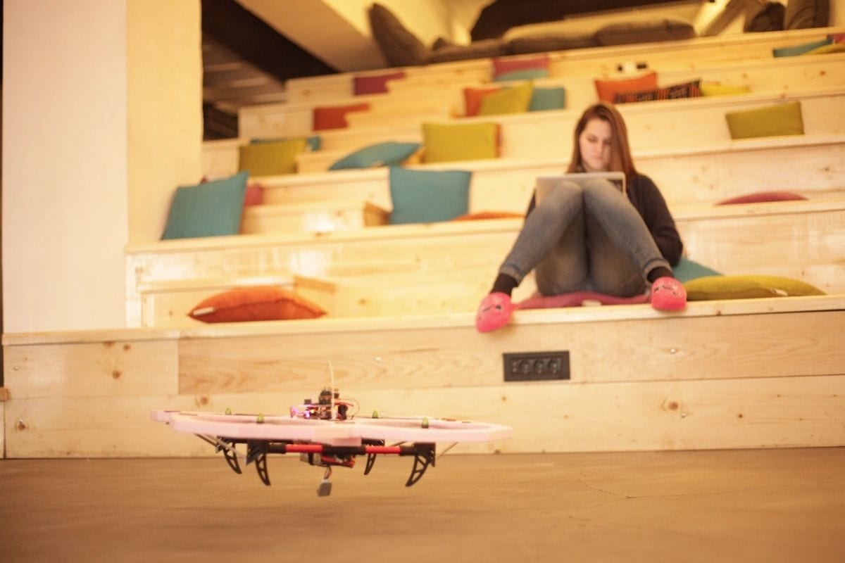startup_drone