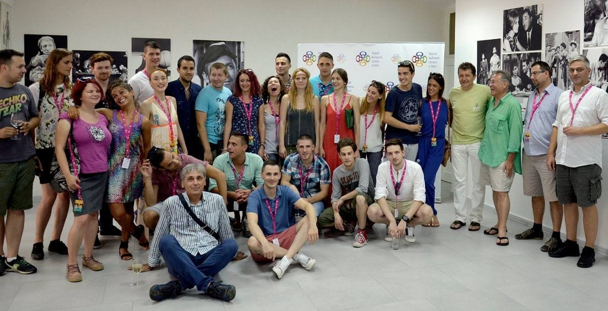 Ekipa filma - Pored mene SKUC 20.07.2015.