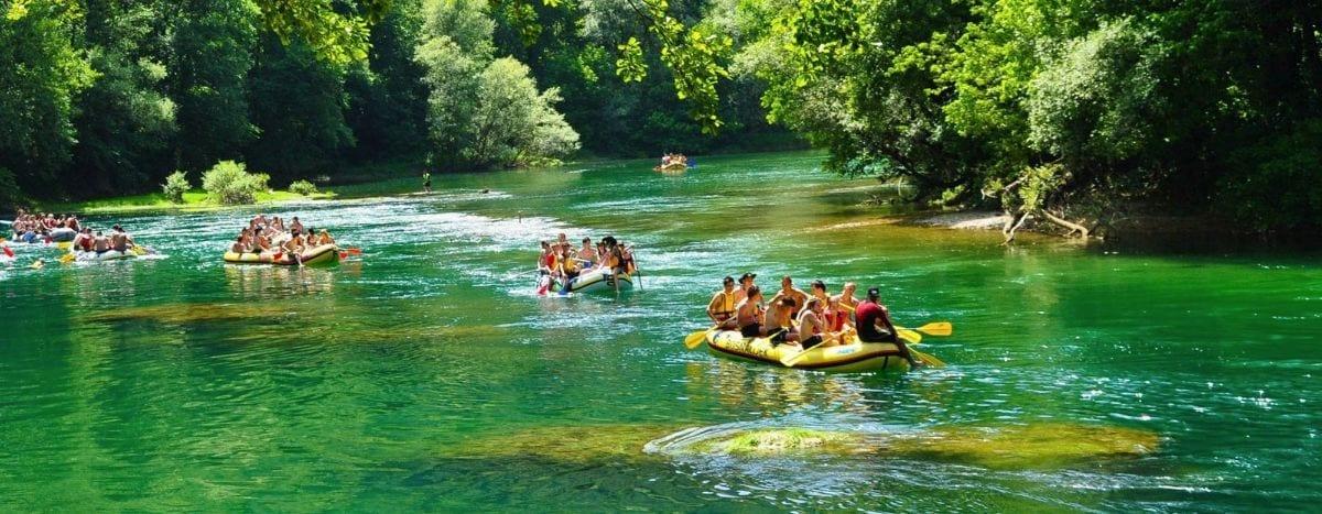 Una rafting1