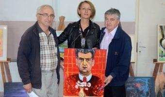 Boro Gruba, Zorica Medić i Mirko Marković
