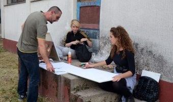 Daniel, Laura i Lorena Jakovljević