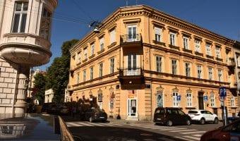 Bačićeva palača u Zagrebu