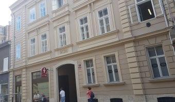 Privrednikov dom u Zagrebu