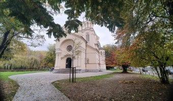 Pravoslavna crkva u Ljubljani