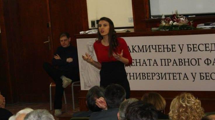 poslanica Sanja Lakić