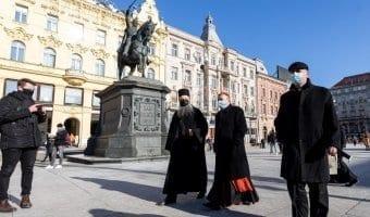 Kardinal Bozanić i mitropolit Porfirije: Prvo pomoći ljudima, obnova vjerskih objekata kasnije