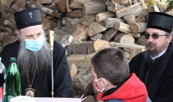 Patrijarh Porfirije posjetio Baniju