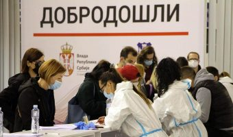 vakcinisanje stranaca