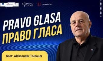 Aleksandar Tolnauer: Živimo na prostoru s viškom povijesti, koju svako tumači na svoj način