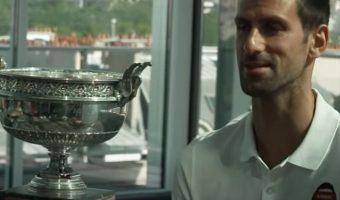 Novak Đoković, veći od tenisa